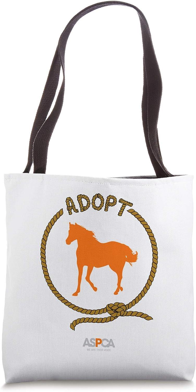 ASPCA Adopt Horse Tote Bag