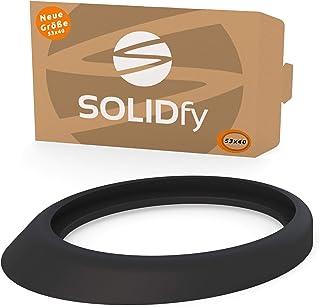 SOLIDfy Afdichting dakantenne voor antennevoet | Nieuwe afmetingen 53x40mm reparatie rubber gasket