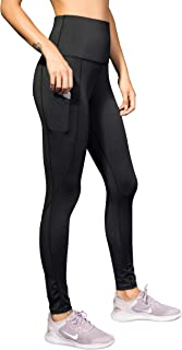 VWMYQ Women High Waisted Yoga Pants with Pockets Tummy Control Butt Lifting Workout Leggings Tight for Training Running