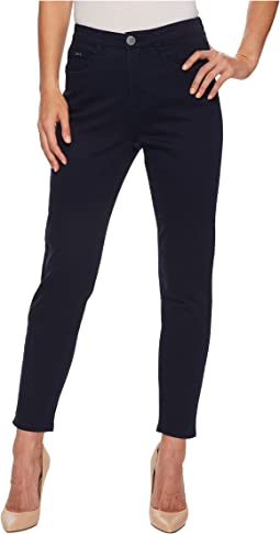 FDJ French Dressing Jeans - Sunset Hues Suzanne Slim Leg in Navy