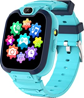 Kids Smart Watch for Boys Girls - Kids Phone Smartwatch with Calls 14 Games S0S Camera Video Music Player Clock Calculator...