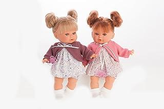 Antonio Juan aj1333–Dato coletas muñeca realista, flores , color/modelo surtido