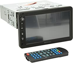 Soundstream VR-732B Single Din Car Stereo DVD Player with 7