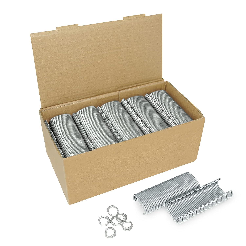 KIMSING Bargain sale - 11 service Gauge C50 Zinc-Aluminum Alloy Ring 1 Hog 3 Staples