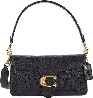 Polished Pebble Leather Tabby Shoulder Bag 26