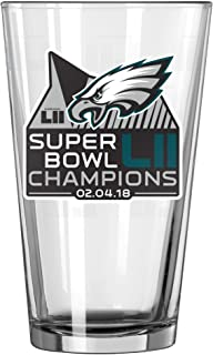Best eagles super bowl pint glasses Reviews