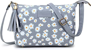 Classic Fashions Girls & Womens Sling Bag, Single Handle Beautiful Printing on the Front Side and Looking Perfect