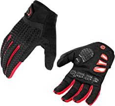 ROCKBROS Fietshandschoenen Touchscreen Sporthandschoenen Dames Heren Winddichte Handschoenen MTB, Fietsen, Hardlopen, Joggen