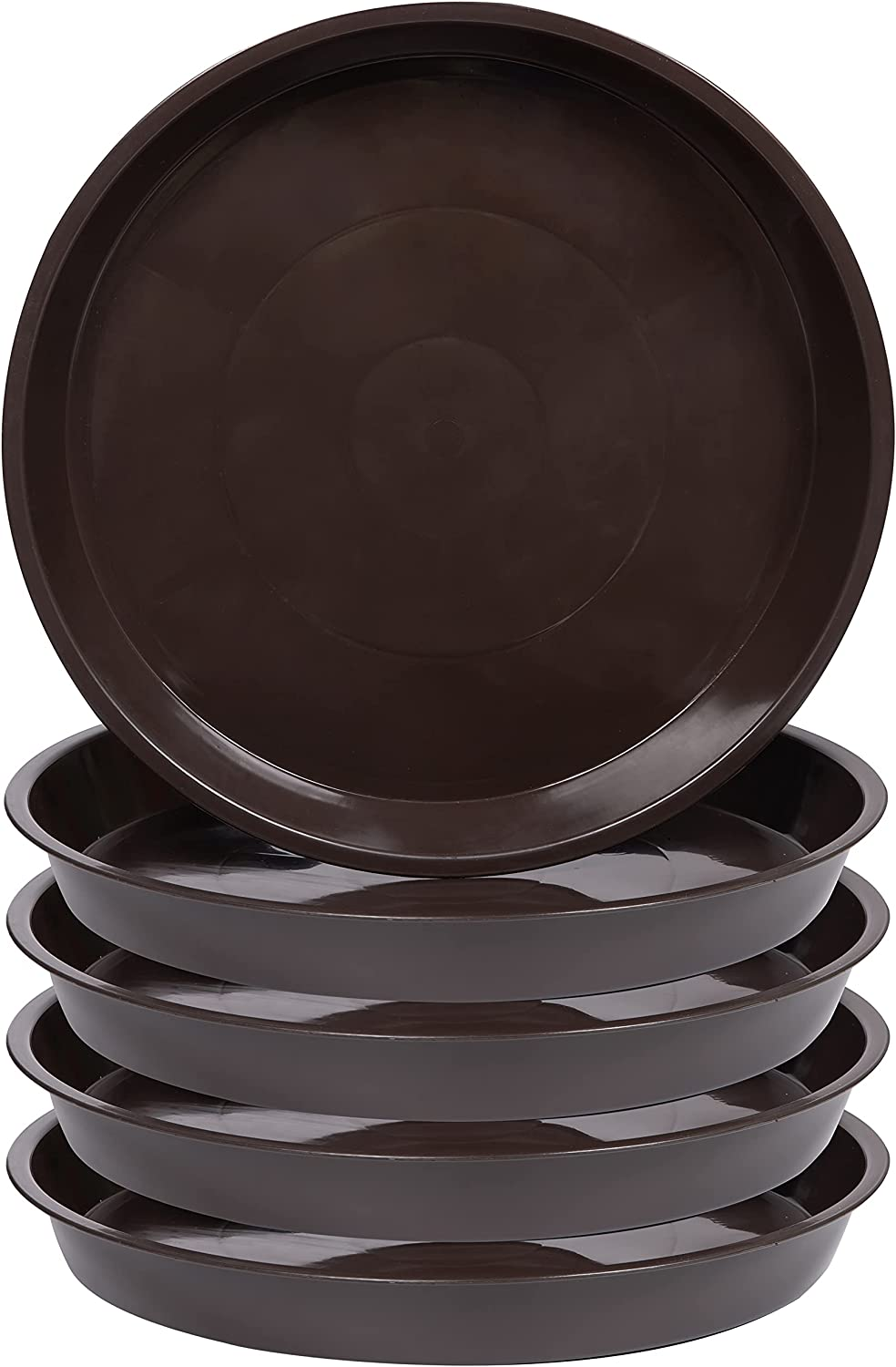 Bleuhome 5 Pack of 14 inch Max 71% OFF Inch Plant S Saucers 13 Cheap Base