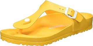Unisex Gizeh EVA Regular Fit - Scuba Yellow 1003525 (Man-Made) Womens Sandals 44 EU