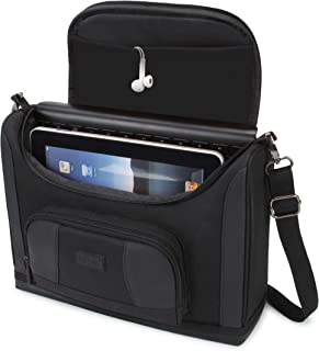 Interior Dimen: 11.25in x 9.25in x 1.5in Vangoddy Travel Universal Tablet//Laptop Messenger Bag fits Laptops and Tablets of up to 10.9-inch Displays NineO