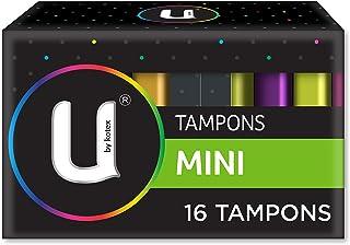 U by Kotex Tampons, Mini, Pack of 16