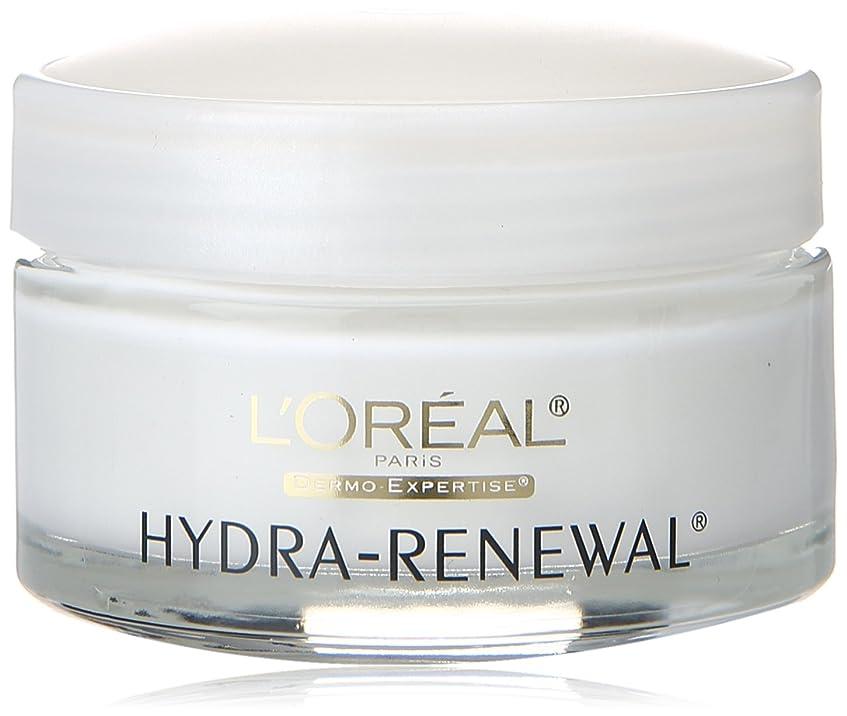うつ火傷担当者L'Oreal Dermo-Expertise Hydra-Renewal Daily Cream 1.7 oz (並行輸入品)