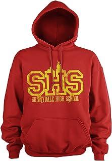 Buffy the Vampire Slayer Offizielles Lizenzprodukt Sunnydale High School Kapuzenpullover