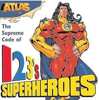 Atlas: 123's for Superheroes: Davis, Darren G.