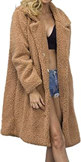 Surprise S Coat Long Coat Jackets Autumn Winter Women Lamb Coat