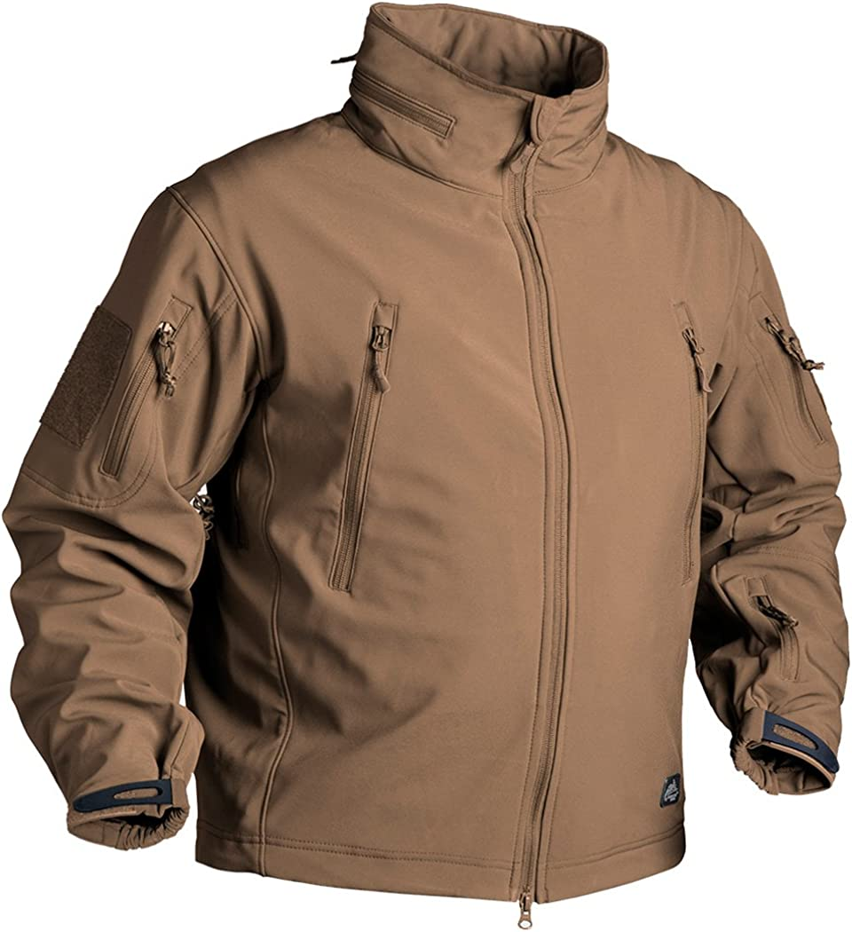 Helikon Gunfighter Soft Jacket Popular product Dallas Mall Coyote Shell