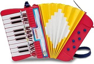 Bontempi 33 1780 17-Key and 6 Bass Accordion