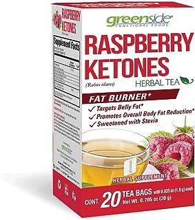 greenside raspberry ketones herbal tea