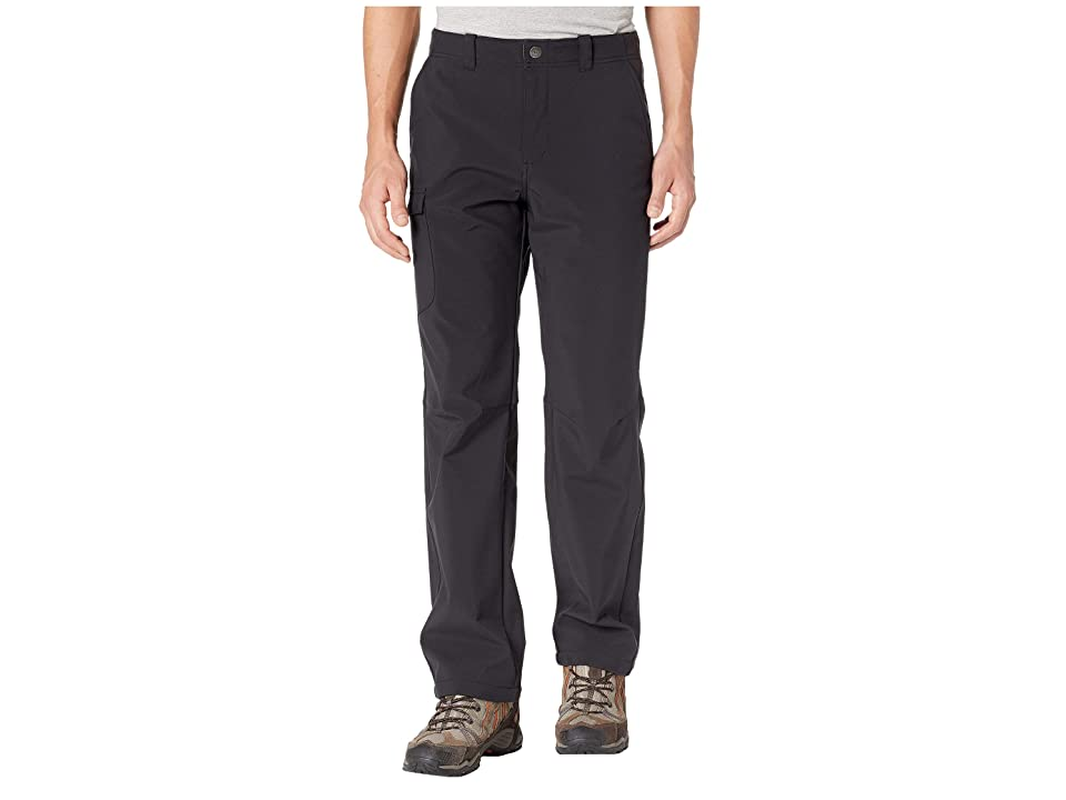 White Sierra Full Moon Softshell Pants (Black) Men
