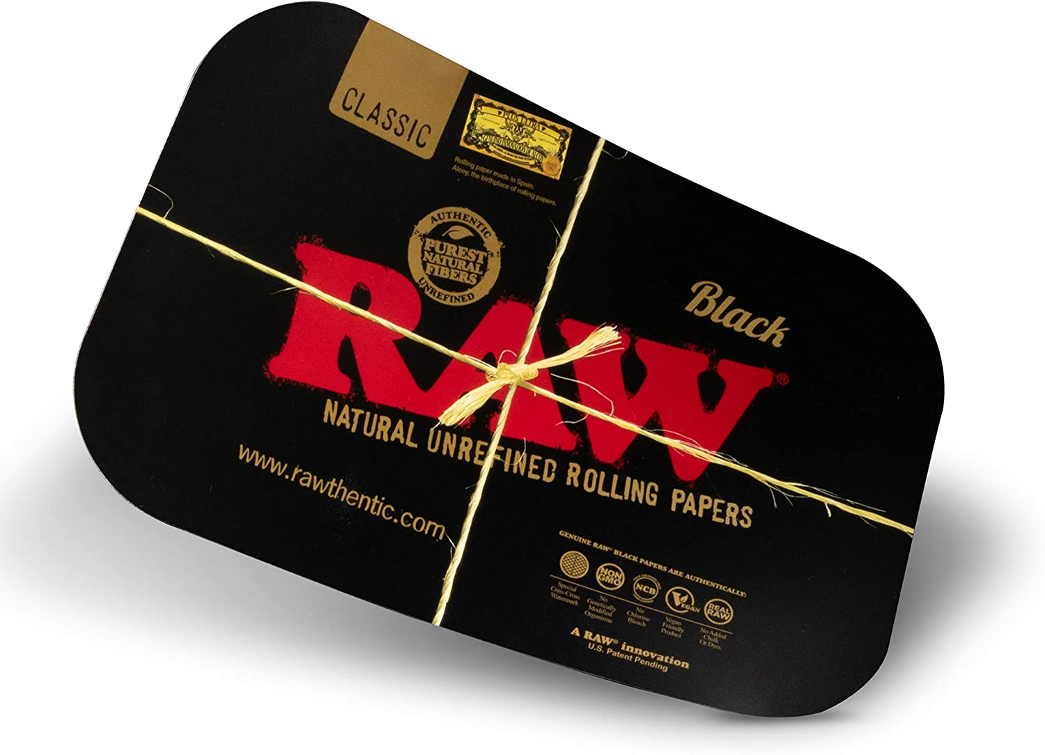 RAW Black Tray Cover Size - Max 54% OFF Help to Small Sto Magnetic Ultra-Cheap Deals