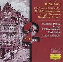 Brahms: Piano Concertos Nos. 1 & 2 / Haydn Variations, Op. 56a / Tragic Overture, Op. 81