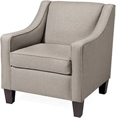 Amazon Com Tivoli Bella Ink Blue Velvet Tufted Armchair