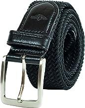 Dockers Men's Braided Canvas Web Belt