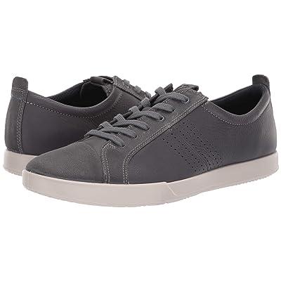 ECCO Collin 2.0 Trend Sneaker (Magnet Suede/Magnet Leather) Men