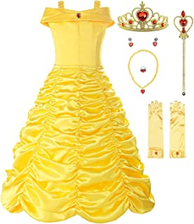 Best princess play dresses Reviews