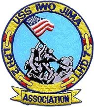 LPH-2 LHD-7 USS Iwo Jima Patch - Version A