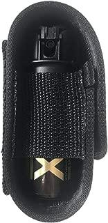 Pepper Spray Holster, Black Nylon - 2 3/4