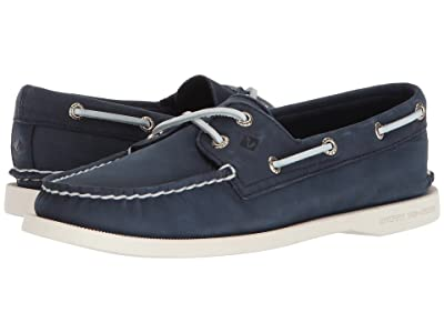 Sperry A/O 2-Eye (Navy 2) Women
