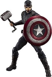 TAMASHII NATIONS Marvel Avengers: Endgame Captain America -F