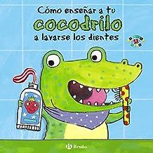 Cómo enseñar a tu cocodrilo a lavarse los dientes (