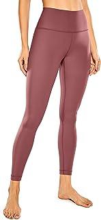 CRZ YOGA Mujer Deportivos Leggings Mallas Fitness Pantalones de Cintura Alta -63cm