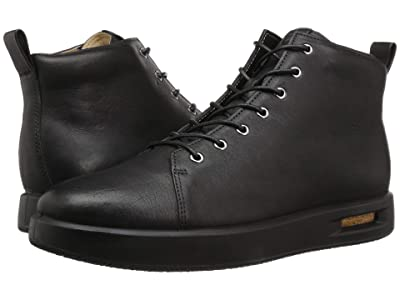 ECCO Corksphere 1 High (Black) Men