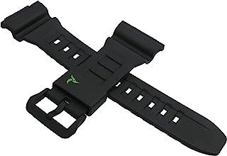 Bracelet de montre Casio pour STL-S110H STL S110H S110H S110 S110 Noir 10500877