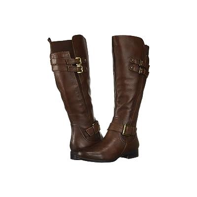Naturalizer Jessie Wide Calf (Chocolate Wide Calf Leather) Women