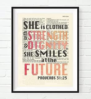 women strength poster