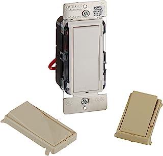 Leviton DSM10-1LZ Decora Universal Dimmer, 450-watt LED and CFL/1000