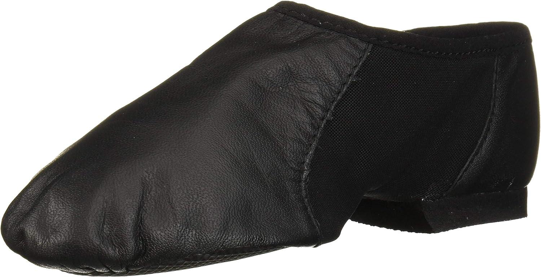 SALENEW very popular! Bloch Ranking TOP7 Girl's Neo-Flex Slip On Jazz 10.5 U Shoe Medium Black X