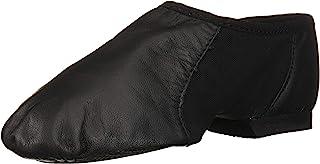 Dance Girl's Neo-Flex Leather and Neoprene Slip On Split...