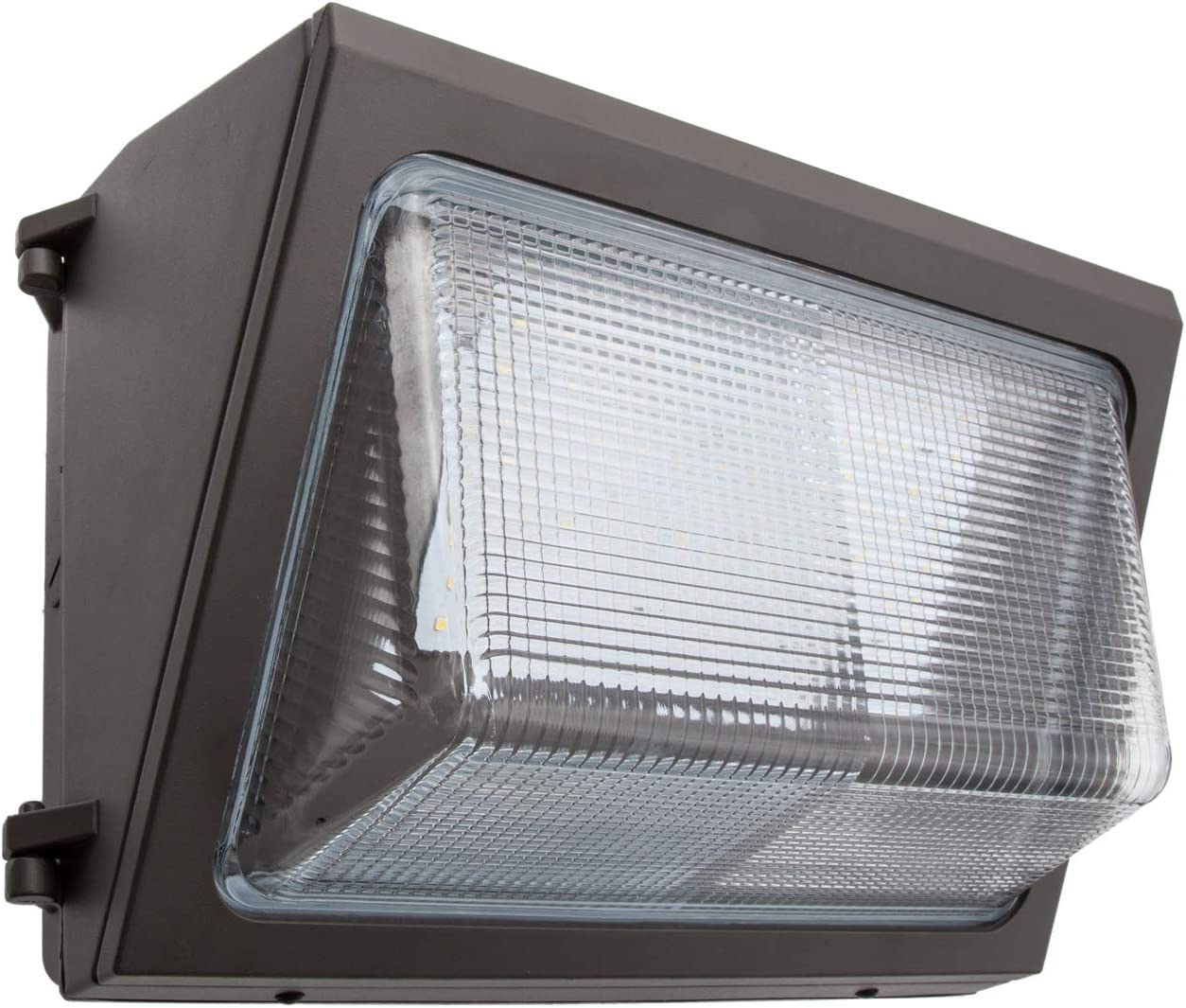 Maxxima LED Wall Pack Security Light 50 Watts 5000 500 Lumens Max 51% OFF New life