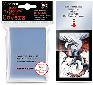 Ultra Pro Small Sleeve Covers 60ct