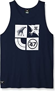 LRG Men's Research Collection Tank Big and Tall