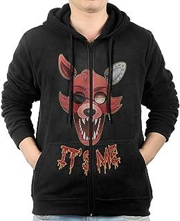 Men's Five Nights At Freddy Full Zip Hooded Sweatshirt