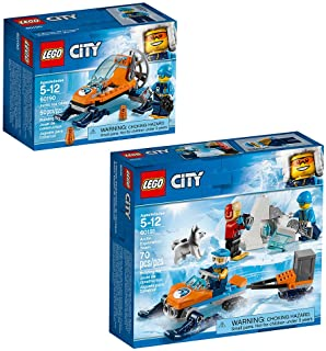 LEGO City Arctic City Arctic Expedition Building Kit, Multicolor (120 Pieces) (Discontinued by Manufacturer)