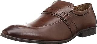 Arrow Men's Brown Leather Formal Shoes-8 UK/India (42 EU) (2521907529)