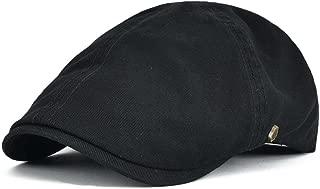 Cotton Flat Cap Cabbie Hat Gatsby Ivy Cap Irish Hunting Hat Newsboy